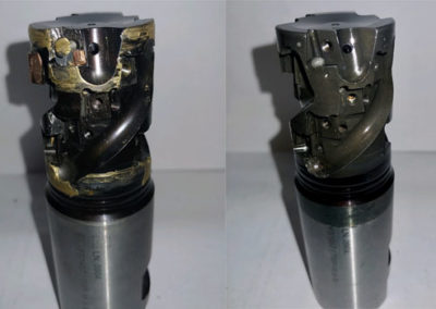 Walter Porcupine Milling Cutter